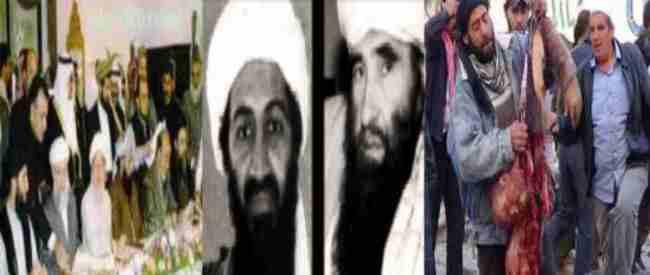 Mujahedin Alqaida Taliban Daesh 21