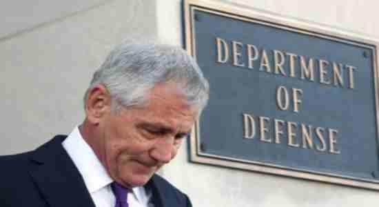 استعفای چاک هیگل از سمت وزیر دفاع یا ریفراندوم برای سیاست خارجی امریکا  ؟