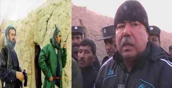 جـــنرال دوســـتم در لبــاس پــهلوانــی :  طالبان را مانند گذشته تارومار میسازم .!