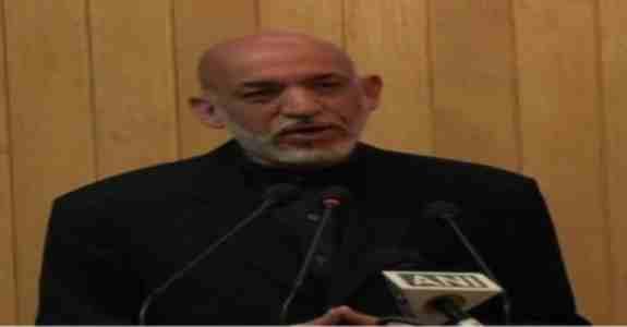 حامد کرزی رئیس جمهور متقاعد سخنان جنرال پرویز مشرف متقاعد را رد کرد