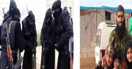 دخترهالندی داعش درانتظار محاکمه!