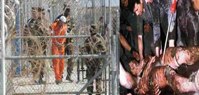 Bagram Jail  13A Front