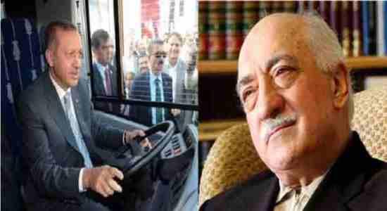 حکم بازداشت فتح الله گولن !!