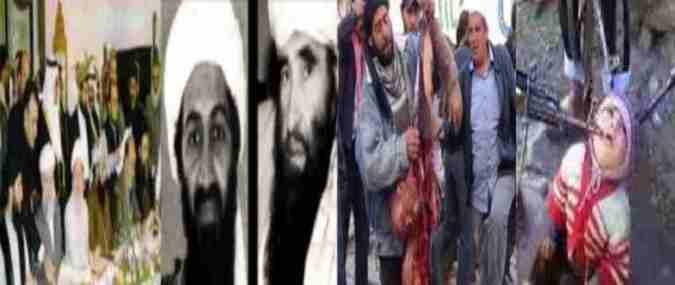 Mujahedin Alqaida Taliban Daesh 31