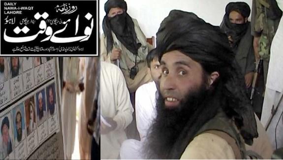 جستجوی ملا فضل الله درکنرازسوی مقامات امنیتی افغانستان فریب برای پاکستان است .!