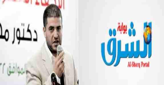 اسامه محمد فرزند محمد مرسی رئیس جمهور مشروع مصر: «السیسی» شکست خورده است