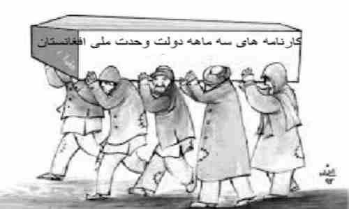 عدم معرفیکابینه افغانستان !