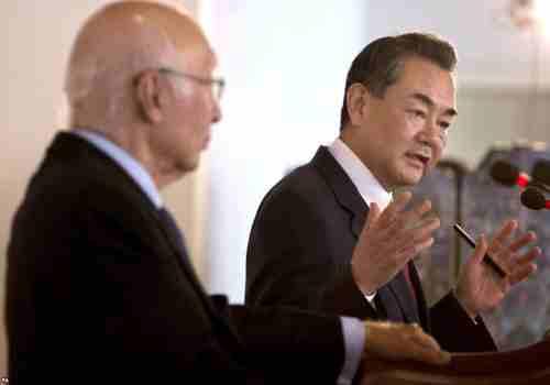 چین و امادگی مصنوعی برای میزبانی مذاکرات صلح میان رژیم کابل وطالبان!