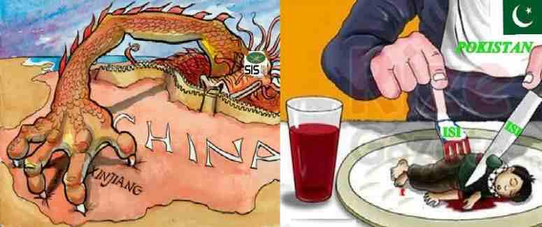 China Muslims and ISI 10