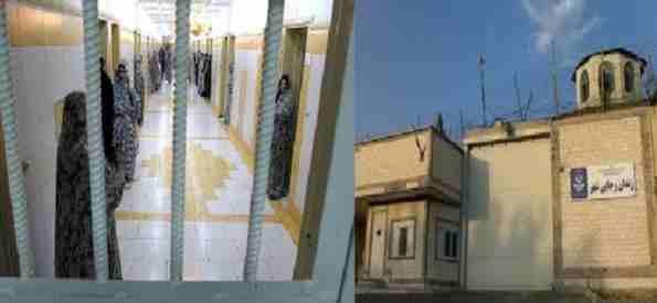 حکایات درد ناکی از زندان زنان قرچک !