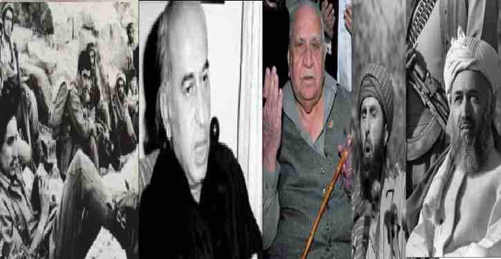 Bhuto , Nasirullah Babar and others 26