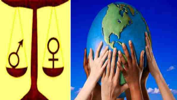 صلح و اصل برابری انسانی