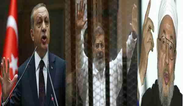 رجب تائب اردُغان رئیس جمهور ترکیه صدور حکم اعـــدام محمد مرسی رئیس جـــمهور مــنتخب مصـــر را قویأ محـــکوم و مسخره خواند .