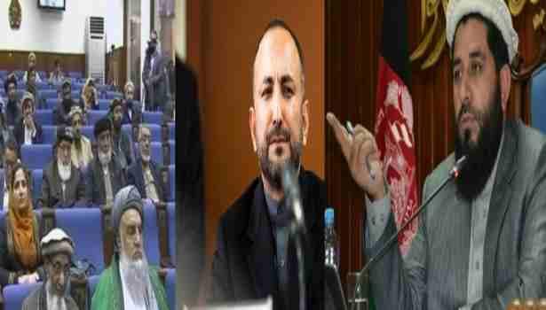 حضرت حنیف خان اتمر درمجلس سنای افغانستان با شیوه ای بگیرکه نگیرد تان کشف فرمودند که گروه داعش علاقمندی خاصی به افغانستان دارد !!!