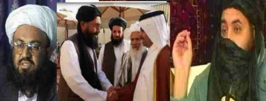 Taliban Leaders weth CIA Agent31