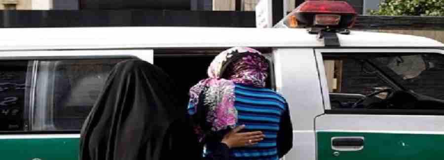 Police zede Hejab IRAN 13