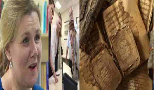 کشف نسخه ای ازقرآن پاک درانگلستان !