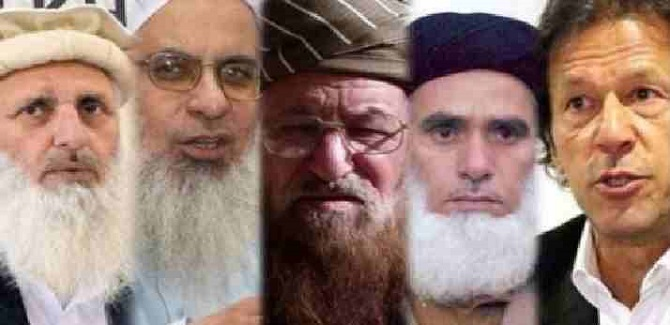 emran khan Samiulhaq and Others Pak Taliban Comattee 21