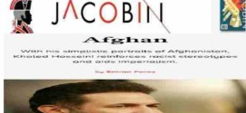 حسینی،افغان محبوب امپریالیسم غرب