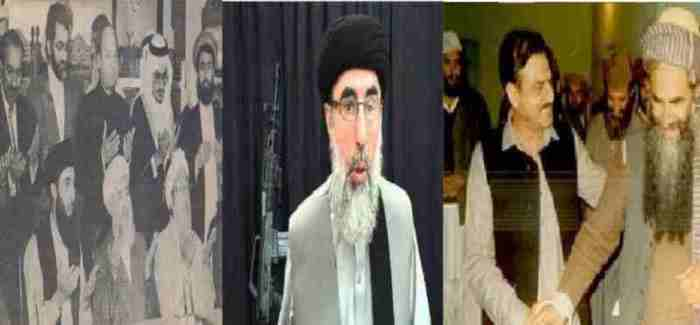 Hekmatyar and hamid gul sayaf25