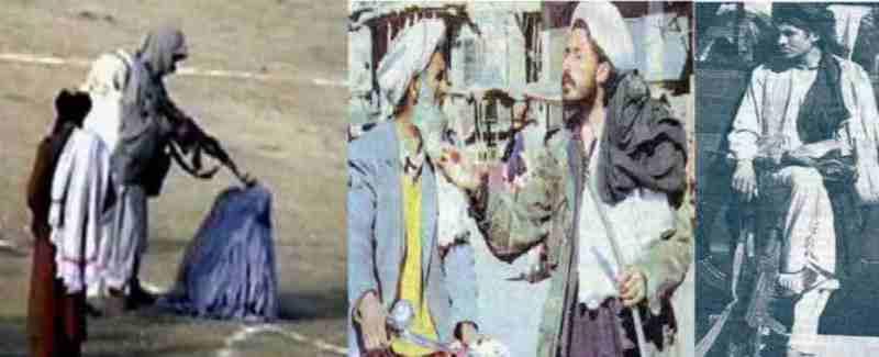 Taliban Shalaaq and Beard 27