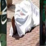 اندر پیامد مرگ لاشهای استخباراتی !
