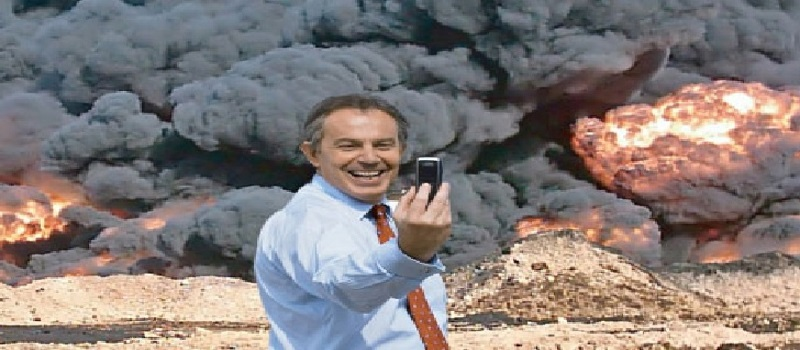 Iraq war Tony Blair 26