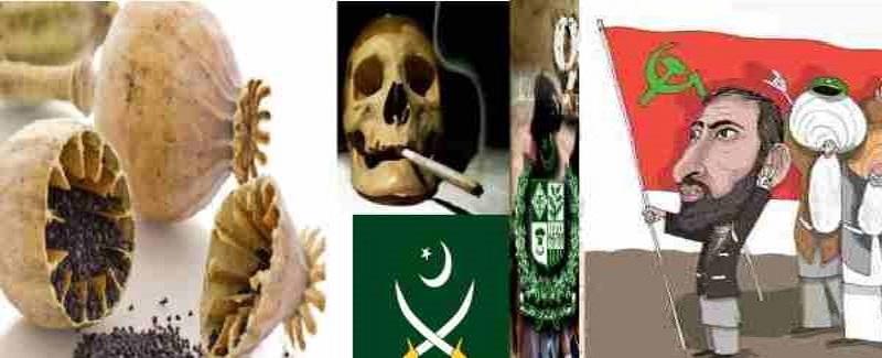 Mullah Omar Taliban and Drug Mafia 05