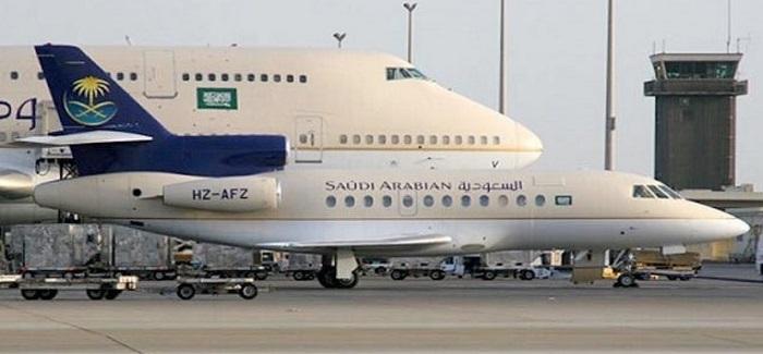 Saudi Air plain 27