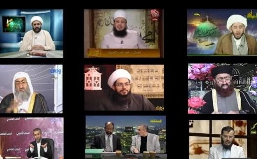 جدال گفتمانی شبکه های مذهبی !