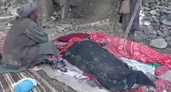 در کنار دیگر آفت های سیاسی زلزله شدیدی نیز افغانستان را به لرزه درآورد