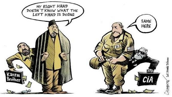 داوود زی با طلوع نیوز :مبارزه با فساد در دستور حکومت کرزی قرار نداشت