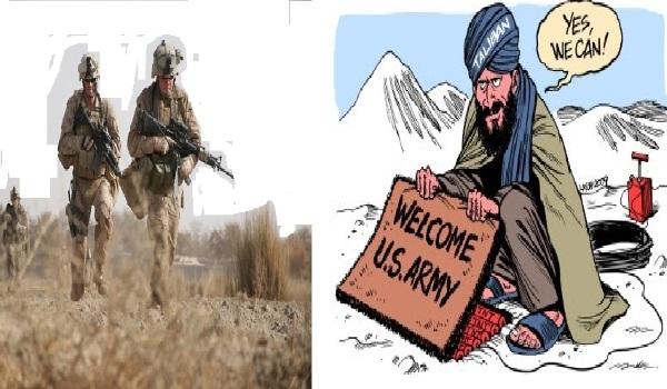 جنگ افغانستان شکست خورده است