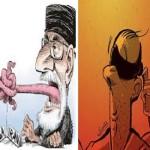 با اظهارات دو پهلوی آیت الله خامنه ای مـذاکره با امریکا ممـنوع اعلام شد