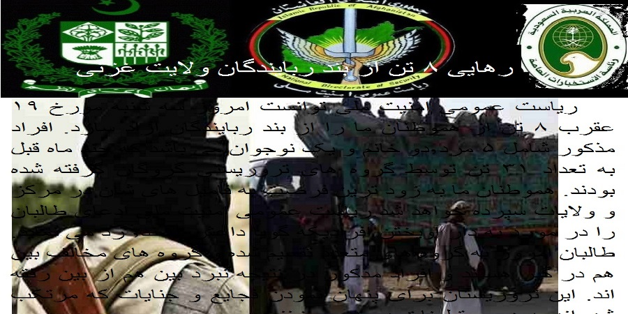 Daesh From wazirestan To afghanistan 11