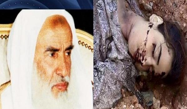 فتوای جنایتکارانه ای یک مفتی عربستان : برای شکستن قلب دشمنان زنان و کودکان را بکشید!