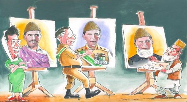 ایـــجـــاد پاکستان یـــک اشتــــباهء تـــاریــخی و جــغــرافـــیـــاوی بــــود !