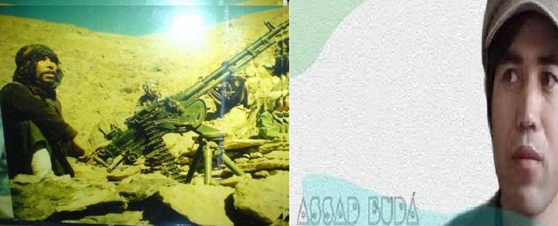 اسد بودا جنایت را نظاره میکند