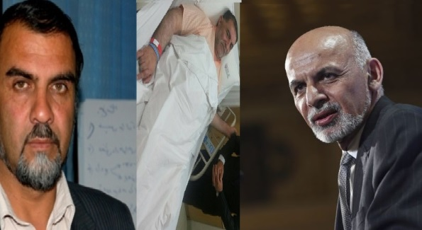 افسار بستن زنجیره ای بر زبان ها و قلم ها ی روشنفکران در افغانستان !