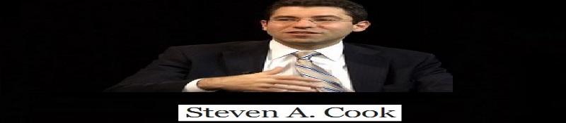 steven A.cook