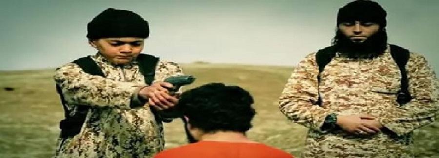 تیر اندازی یک داعشی