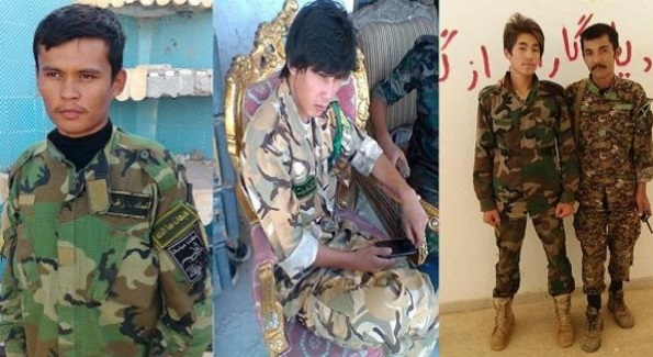 اعزام افغانها به جبهه جنگ سوریه !
