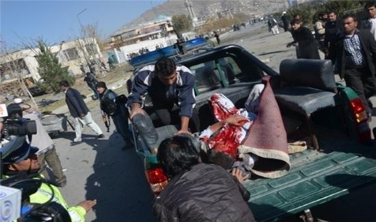عملیات انتحاری در دهمزنگ کابل ؟!