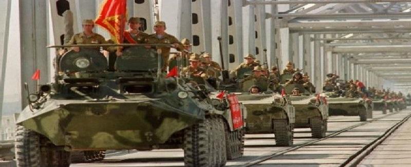 27 دلو روز خروج ارتش سرخ شوروی