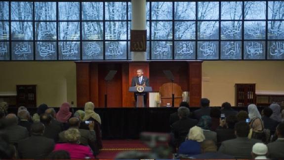 باراک اوباما :اســـلام کشـــتن یـک انسـان را کشــتن همه بشــریت میـــداند