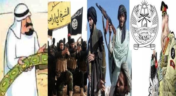 داعش به افغانستان چه نگاهی دارد؟
