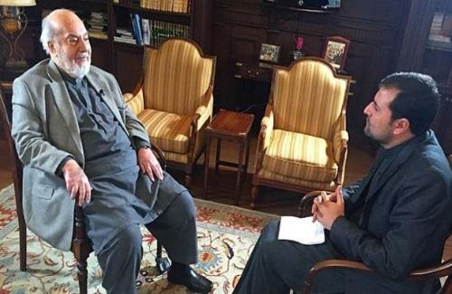 نوع بــرادریء استخــاره ای با طالبان !  از زبــان مرشد سید احمد گیـلانی !