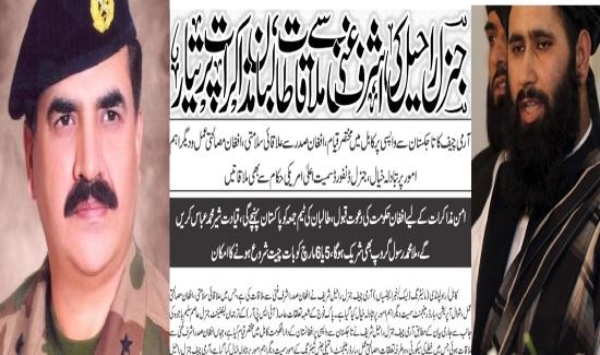 در مذاکرات مستقیم میان دولت و طالبان رهبریی هیأت طالبان را شیرمحمد عباس ستانکزی سابق نمائنده نظامی اتحاد اسلامی برهبریی  استاد سیاف در کوئته بر عهده دارد