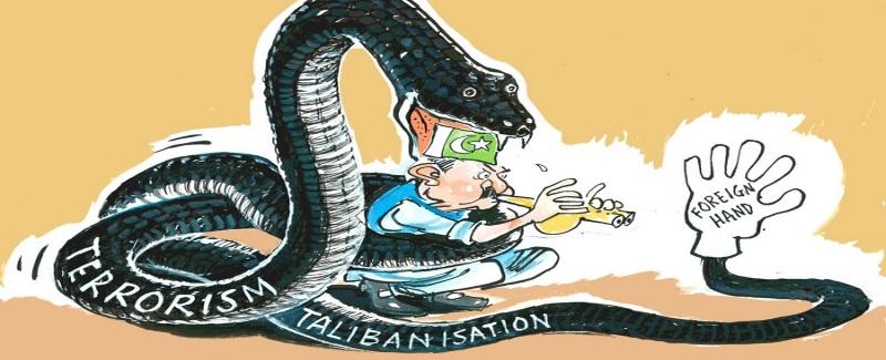 Talibanisam and Pakistan isi