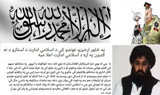 مکثی برعوامــل امتناع طـــالبان  ازمذاکرات مستقیم با حکومت کابل!